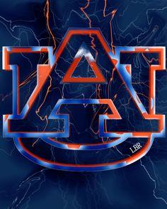 Love My Auburn Tigers