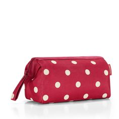 Reisenthel travel cosmetic ruby dots