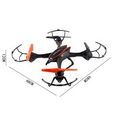UDI U2.4GHz 4ch 6axis Kreiselkompass-RC Quadcopter Drone mit HD-Kamera 61,46 € #toy #toys #rchelicopter #fashion #childrentoys #style #play