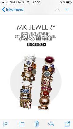 MK Jewelry @ 9 straatjes online