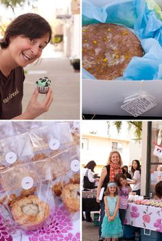 tips on how to have a great bake sale.