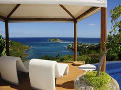 Villa BEL in St Barts - 4 Bedrooms - 4 Bathrooms - Hillside, Privacy, Sea view