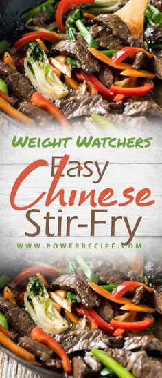 37 New Ideas For Weight Watchers Dinner Recipes For Two Stir Fry Heart Healthy Recipes, Healthy Recipes For Weight Loss, Diet Recipes, Health Recipes, Cooking Recipes, Weight Watchers Snacks, Weight Watcher Dinners, Weigh Watchers, Marshmallow Yams