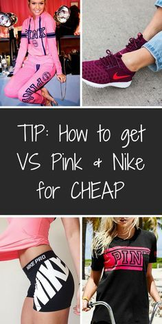 On a budget, but want to look on point? Now you can! Shop all your favorite brands and styles, like VS Pink, Nike, Adidas, and hundreds more, at up to 70% off retail. Click to download the FREE app now!