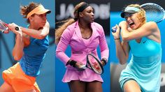 Check out these amazing women at the Aussie Open