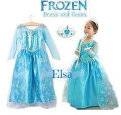 Frozen Queen Elsa Costume Dress with Matching Tiara Size: 5, 6 & 7, http://www.amazon.com/dp/B00NE5SFDW/ref=cm_sw_r_pi_awdm_Paleub19WM93F