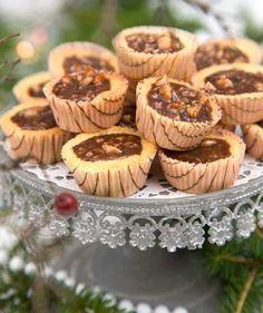 Bagan, No Bake Desserts, Dessert Recipes, Swedish Cookies, Swedish Recipes, Love Cake, Yummy Cookies, Christmas Baking, No Bake Cake