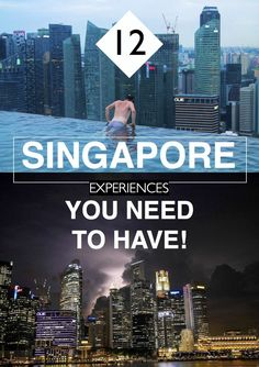 12 Places You Need To Experience In Singapore - Hand Luggage Only - Travel, Food & Home Blog