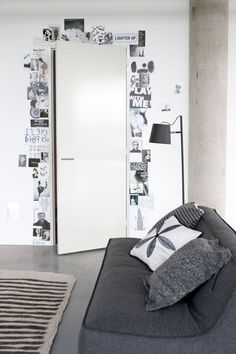 Bettina Holst Blog idea for the wall