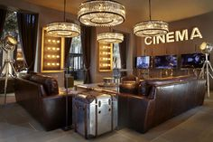 Oh, these chandeliers! Restoration Hardware I love these! Reminds me of the lens…