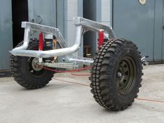 New camping trailer off road ideas Off Road Tent Trailer, Bike Trailer, Utility Trailer, Atv Trailers, Adventure Trailers, Custom Trailers, Expedition Trailer, Overland Trailer, Trailer Dolly