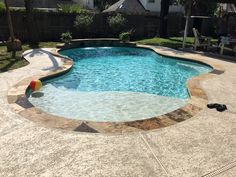 Picture your new freeform lagoon pool as the centerpiece for your backyard. This pool style is exotic and relaxed, allowing for private cozy, hideaways. Backyard Pool Landscaping, Backyard Pool Designs, Small Backyard Pools, Swimming Pools Backyard, Patio Ideas With Pool, Small Pool Ideas, Oasis Backyard, Lap Pools, Indoor Pools