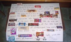 1000 Images About Candy Bar Poems On Pinterest Candy