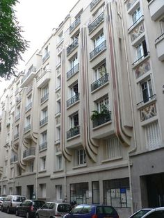 PARIS - ART DECO BUILDINGS - SkyscraperCity