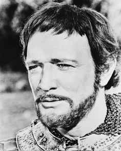 Richard Harris as Arthur in Camelot