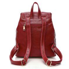 Suministrar buenos bolsos de piel de calidad mujeres mochilas de viaje al por mayor