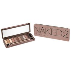 Urban Decay Naked 2 Palette, 1 ea