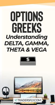 Option Greeks - Understand the greeks in Options with this video! Check this out and start using these knowledge to your advantage! Delta Gamma, Theta, Greek, Greek Language