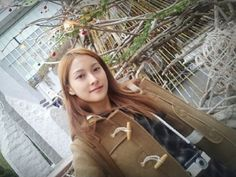 "KARA Park Kyuri, Selfie Stick Trial And Error ""Finally Got It"" http://www.kpopstarz.com/articles/139561/20141121/kara-park-kyuri-selfie-stick-trial-and-error-finally-got-it.htm"