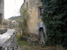 Pueblos deshabitados: El Meüll #pallarsjussa #despoblats #pueblosabandonados Casa Batllevell