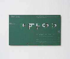 nicanel. - visualgraphc:   Paper Message by Misawa Design...