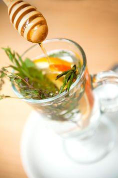 www.yemekfotografcisi.org #drink #honey #tea #food #photography
