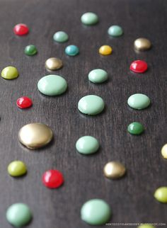 DIY: Different Ways to Make Enamel Dots