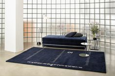 Centimetre Rug by Eileen Gray - ClassiCon