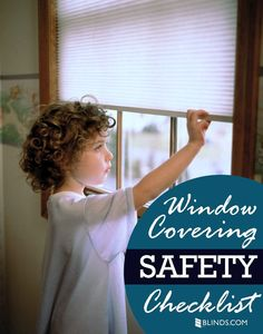 Did you know that window cords are one of the top hazards in the home? Here are 3 ways to make your windows safer for kids.
