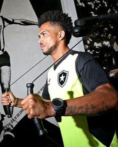 """BotafogoDePrimeira: Luis Ricardo controla a ansiedade para voltar: """"Nã..."""