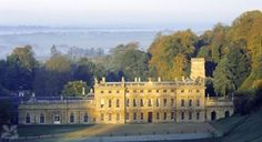 """Dyrham Park  Dyrham, near Bath, South Gloucestershire  Was a filming location for """"The Remains of the Day"""""""