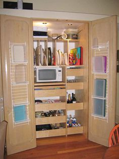 Perfect Pantry - Smart Organizing Ideas for Small Spaces on HGTV