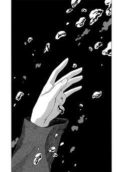 Black Wallpaper Anime Wallpaper – World Of Games Art Anime, Anime Kunst, Manga Art, Anime Artwork, Art Triste, Anime Triste, Wallpaper Animes, Wallpaper Backgrounds, Aesthetic Art