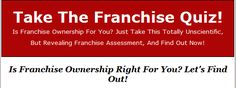 Do You Have the Right Personality For a Franchise Business? - Find out now