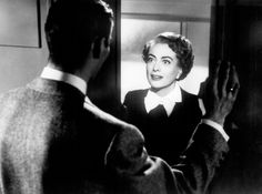 SUDDEN FEAR (1952) Joan Crawford and Jack Palance
