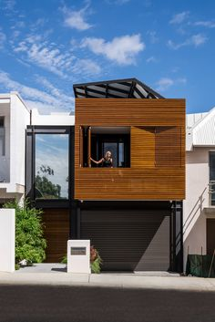 Best Ideas For Modern House Design : – Picture : – Description Claremont Residence / Keen Architecture Architecture Journal, Architecture Photo, Beautiful Architecture, Residential Architecture, Contemporary Architecture, Contemporary Decor, Architecture Awards, Light Architecture, Claremont House
