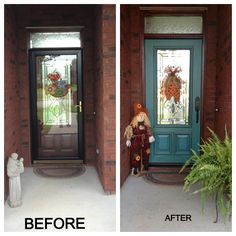 Captivating Painting My Wood Front Door Pictures - Exterior ideas 3D ...
