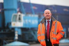 Martin Lawlor, chief executive, Port of Blyth - The Journal