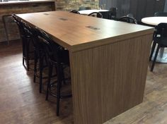 EndZone Table | Spec Furniture