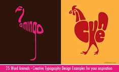 Image result for cool typography designs