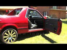 Subaru MV Pick Up WRX STI 280HP - YouTube