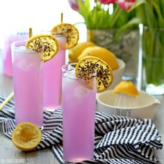 Lavender Lemonade is