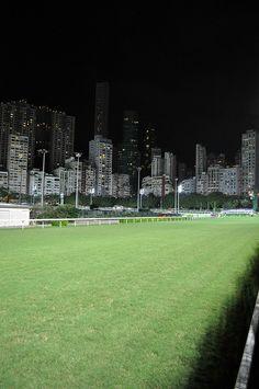 Hong Kong - Happy Valley Racecourse