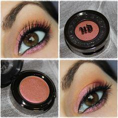 Urban Decay Eyeshadow Fireball | Talasias Dreamz
