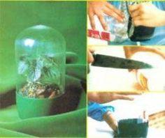 How to Reuse Your Plastic Bottles for Crafts | FeltMagnet
