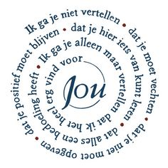 Using a spiral for text Best Quotes, Love Quotes, Inspirational Quotes, Facebook Quotes, Hand Lettering Fonts, Dutch Quotes, Card Making Inspiration, Happy Thoughts, Texts
