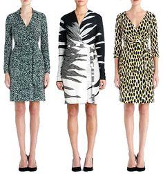 Spring Sale at DVF - Wrap Dresses