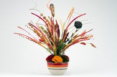 Fall in Bloom 1 by LetesUniques on Etsy