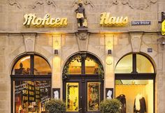Mohrenhaus - Bamberg, Germany - any kind of tea you can wish for, artisan jewellry, clothing and quirky gifts