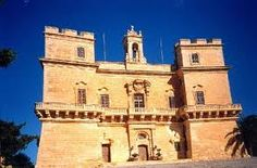 Selmun Palace, Malta. Where I saw my best friends get married.